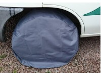 7 Inch Parked Wheel Cover
